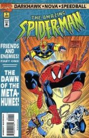 Spider-man Friends And Enemies